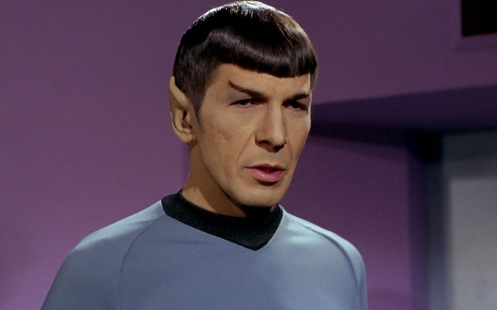 mr-spock Nimoy