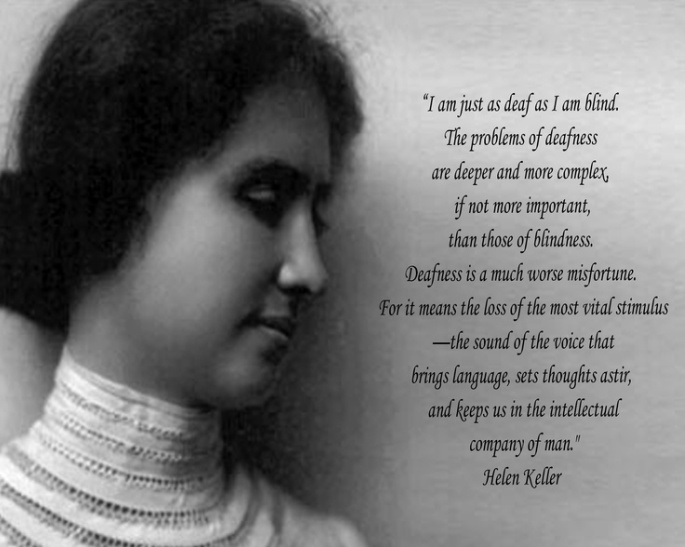 Helen Keeller quote 9