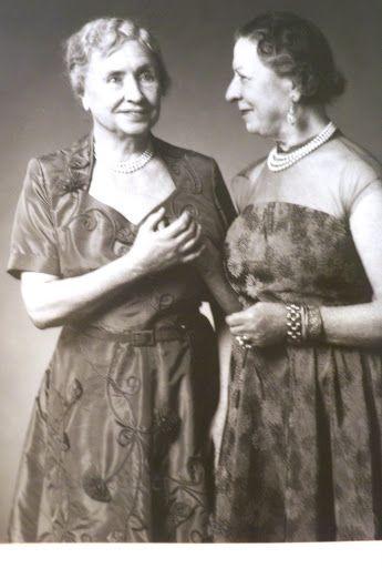 Older Annie & Helen